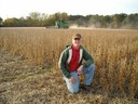 Very pleased with 50-60 bushel soybeans in 2009