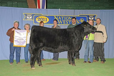 Long term Growers customer wins at American Royal and National Western